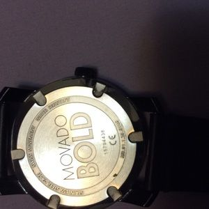 Movado used watch